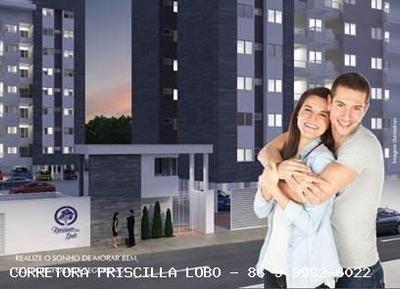 Apartamento Para Venda Em Teresina, Morros - 0077