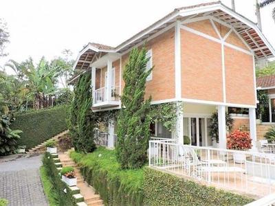 Casa Com 4 Dormitórios À Venda, 392 M² Por R$ 2.400.000 - Recanto Inpla - Carapicuíba/sp - Ca2593
