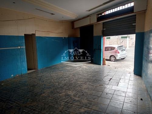 Imagem 1 de 17 de Salão Para Locação No Bairro Vila Nhocune, 60 M - 961