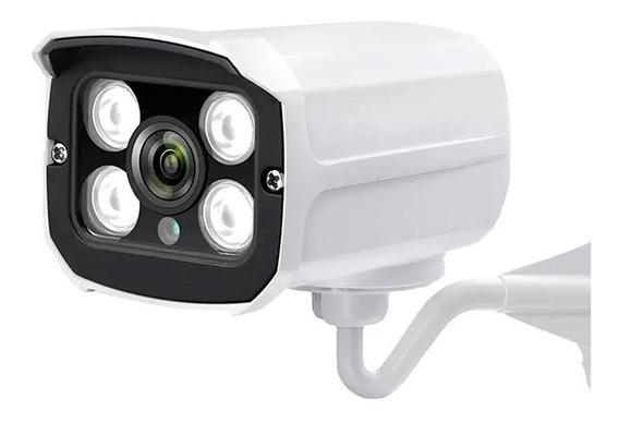 Camara Seguridad Ip Full Hd Vision Nocturna Exterior Router