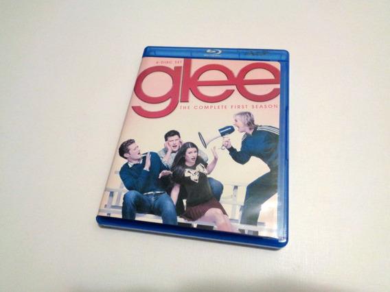 Blu Ray Série Glee Primeira Temporada Original