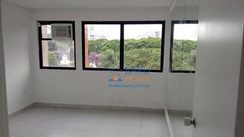 Conjunto Comercial Para Alugar, 64 M² Por R$ 3.000 - Higienópolis - São Paulo/sp - Fl0401