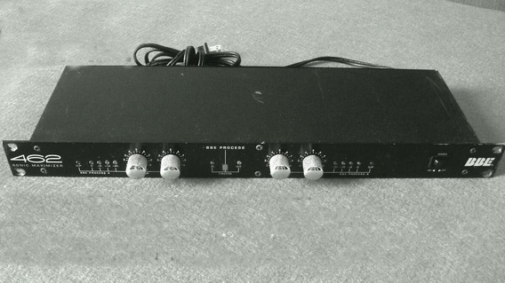 Bbe 462 Sonic Maximizer 2 Channel Exciter/enhancer