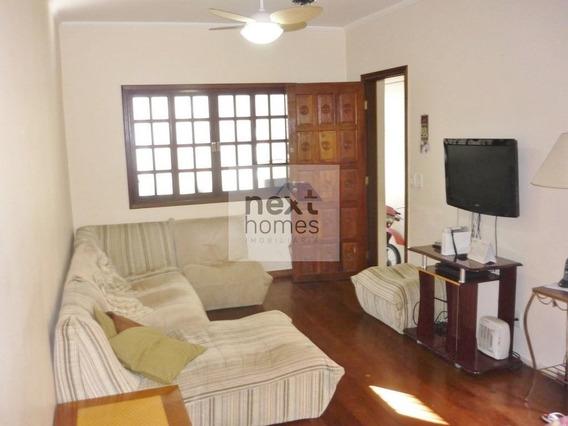 Sobrado 3 Dormitorios, Suite 2 Vagas Vila Sonia - Nh30490