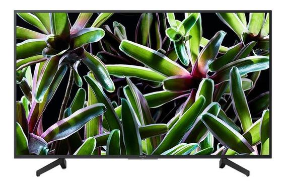 Smart Tv Led Sony 65 4k Ultra Conversor Digital Wi-fi Preta