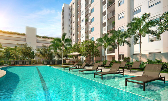 Apartamento Com 2 Quartos À Venda, 50 M² Por R$ 302.000