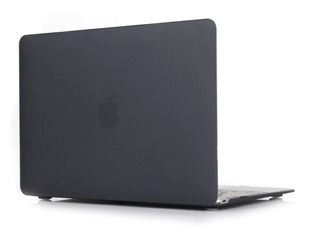 Protector Acrilico Transparente O Negro - Macbook Air 13
