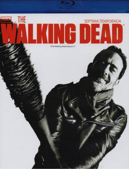 The Walking Dead Septima Temporada 7 Siete Blu-ray