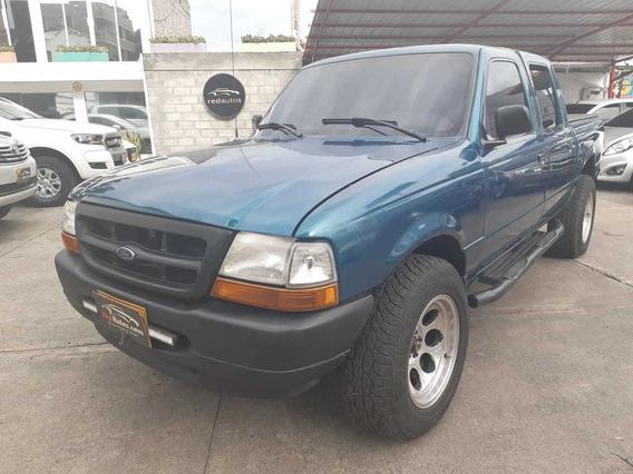 Ford Ranger Xl Mecanico 2.5 4x2 1999