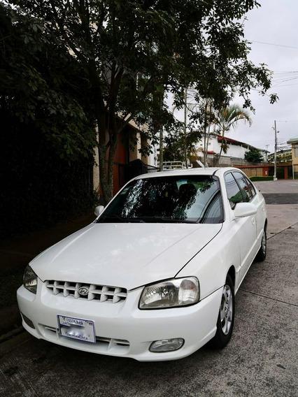 Hyundai Accent Doble Árbol 1500cc