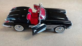 Miniatura 1:43 Chevrolet Corvette 1958 Franklin Mint Wt29