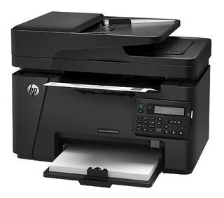 Impresora Multifuncion Hp Laserjet Pro M127fn