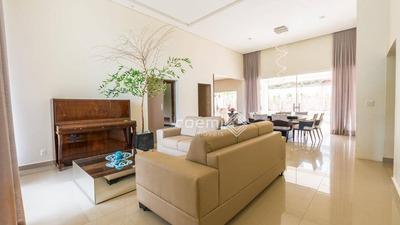 Casa Com 3 Dormitórios À Venda, 365 M² Por R$ 830.000 - Setor Habitacional Jardim Botânico - Brasília/df - Ca0116