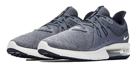 Nike Air Max Sequent 3 Running Zapatillas Hombre 921694-402
