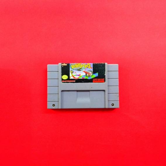 Uniracers - Original Nintendo Snes