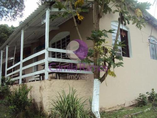 Chácara Residencial À Venda, Chácara Sete Cruzes Em  Suzano/sp. - Ch0015 - 68321947