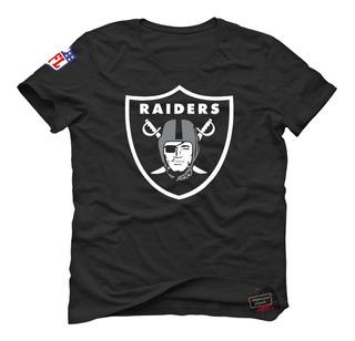 Camisa Camiseta Nfl Oakland Raiders