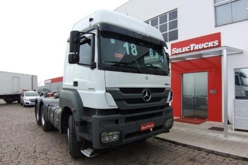 Imagem 1 de 14 de Mercedes Benz  Axor 3344 Selectrucks