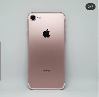 iPhone 7 256gb - Usado - Rosê - Envio Imediato