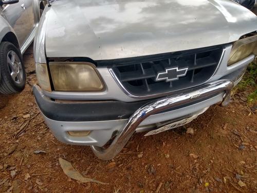 Chevrolet S10 1999 2.5 Dlx Cab. Dupla 4p