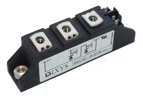 Modulo Tiristor Mcc95-16io1b 95a / 1600v *produto Novo
