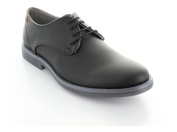 Zapato Para Hombre Brantano 8021-045150 Color Negro