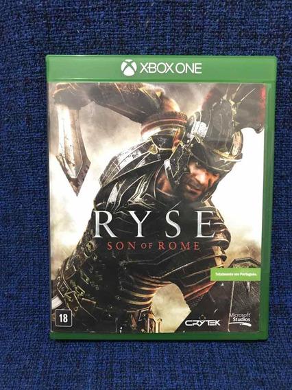 Ryse Son Of Rome Mídia Física Xbox One Usado