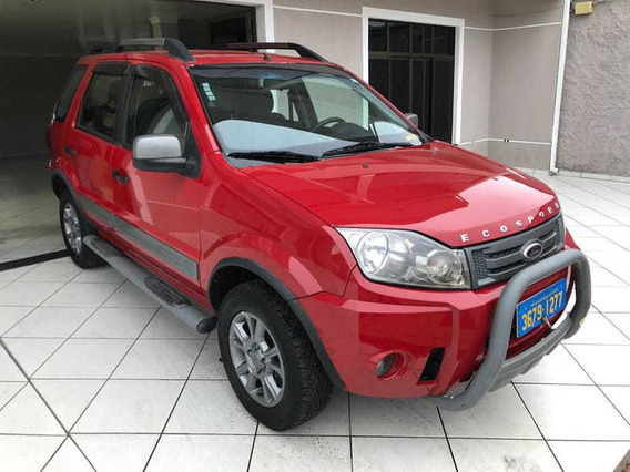 Ford Ecosport Freestyle 1.6 16v Flex 5p 2012