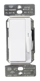 Eaton Dal06p C5 Al Series Single Pole/3 Way Decorator Dimmer