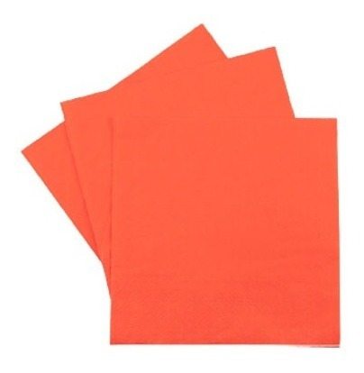 Servilletas Basics Roja, 16.5 Cm, 20u