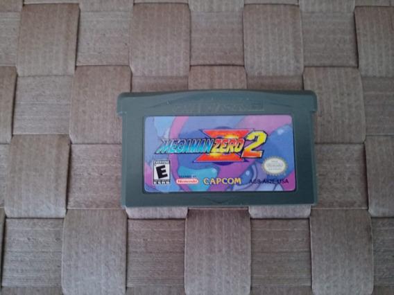 Game Boy Advance Megaman Zero 2 Original Salvando Gba Ds