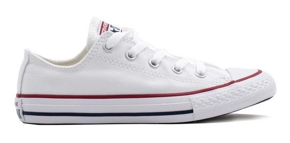 Zapatos Converse Blancos Dama Y Caballero (tienda Fisica)