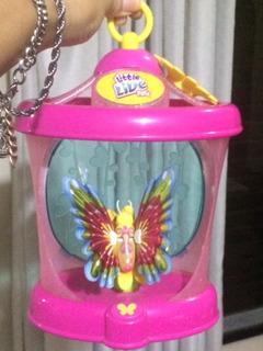 Little Live Pets Butterfly Mariposa Interactiva Juguete