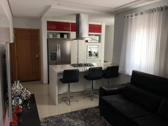 Apartamento Em Condomínio Cobertura Para Venda No Bairro Vila Alzira, 3 Dorm, 2 Vagas, 146,00 M - 11357ig