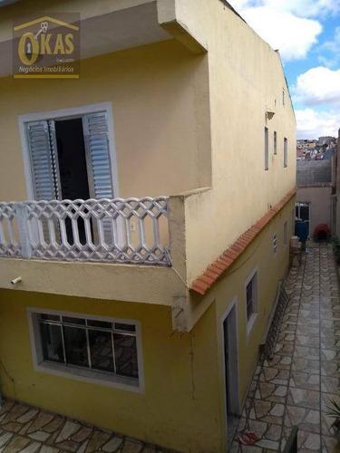 Imagem 1 de 30 de Sobrado Com 4 Dormitórios À Venda, 180 M² Por R$ 300.000,00 - Jardim Europa - Suzano/sp - So0157