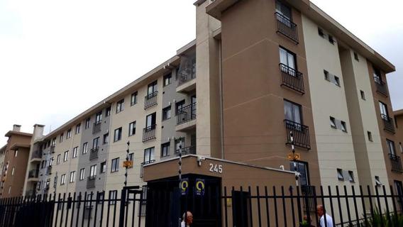 Apartamento Com 2 Dormitórios À Venda, 55 M² Por R$ 240.000 - Cajuru - Curitiba/pr - Ap0633