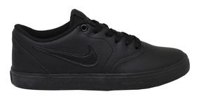 Tênis Nike Sb Check Solar Full Black 843895-009