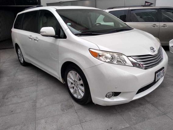 Toyota Sienna Limited 2014 Garantizada