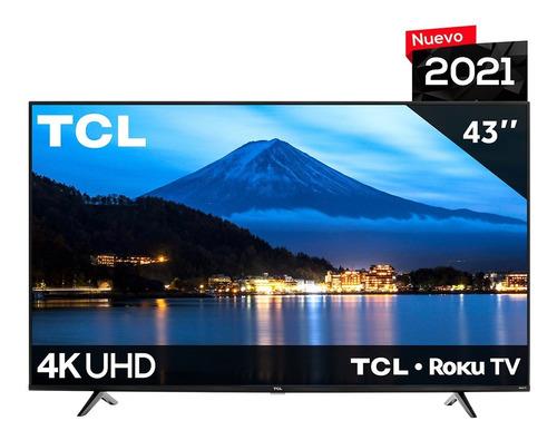 Pantalla Led Tcl 43  Uhd 4k Smart Tv 43s443-mx Roku Tv