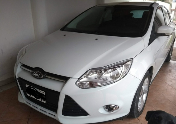 Ford Focus Iii 2014 Se 2.0 5p 83000 Km Reales Excelente!