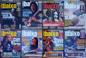 Revistas Contra-baixo