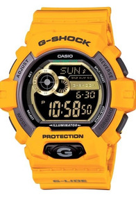 Relógio G-shock Gls-8900-9dr Amarelo 7453 Original