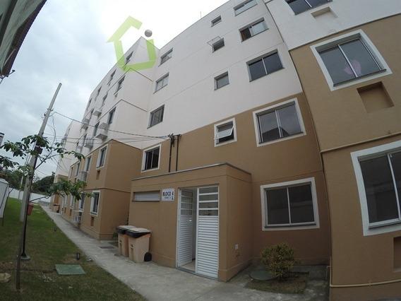 Apartamento No 02 Quartos No Condomínio Completo