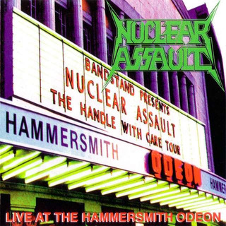 Cd Nuclear Assault Live At Hammersmith Odeon