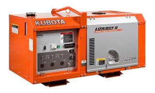 Grupo Electrógeno Kubota Gl9000 / 9kva Monofásico Diésel Cab