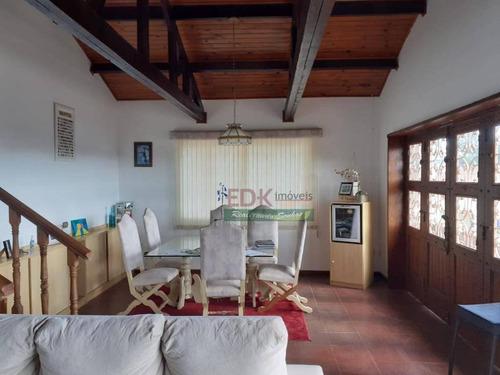 Imagem 1 de 12 de Casa Com 3 Dormitórios À Venda, 162 M² Por R$ 488.000,00 - Jardim Marinela - Campos Do Jordão/sp - Ca4142