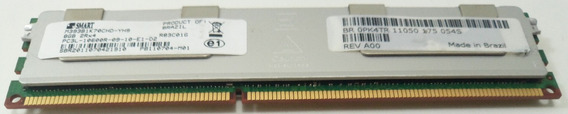 Memória Smart 8gb 2rx4 Pc3 10600r M393b1k70chd-ch9 Servidor Dell, Hp Entre Outros....