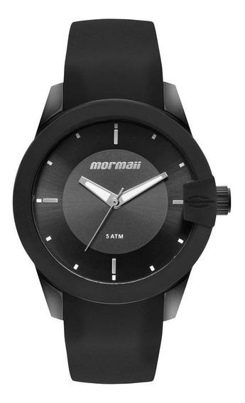 Relógio Mormaii Feminino Maui Luau Preto - Mo2036im/8p