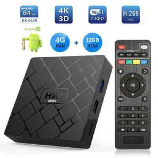 Tv Box Convertidor Smart 4gb Ram + 32 Gigas Potente 4k
