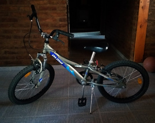 Bicicleta Olmo Reaktor Aluminio Rod 20 Liviana Impecable